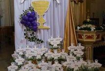 Kościół, Boży grób, komunia
