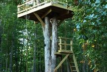 TREEHOUSE. / by MARIE MAZELIS