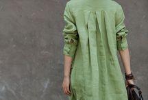 одежда из льна