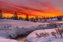 Aarde / Sneeuw