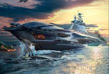 Statki Morskie