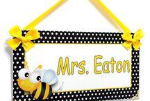 bee classroom ideas