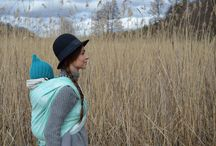 First touch / 100% GOTS certified cotton babywearing