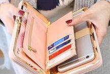 Wallets / Wall et fashion