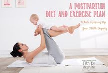 breastfeeding diet plan