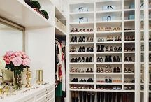 el closet ideal y bien organizado
