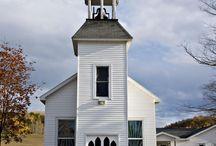 Beautiful Old Churches / Love old Churches... / by Gail Ballard