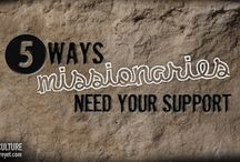 Ways to Help Christian Missionaries
