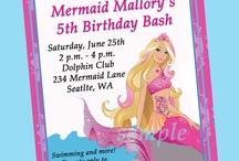 Birthday (Mermaid Party)