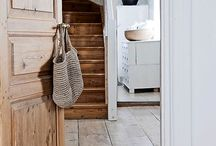 Zen Swedish farmhouse / This is the style we are aiming at for our new pad
