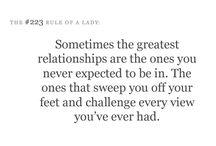 Relationships / by Danielle Lynn