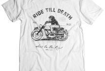 ride till death