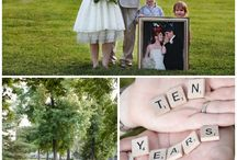 vow renewal ideas / by Hailey Mormann