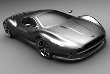 aston martin amv10 / by Aston Martin Lover
