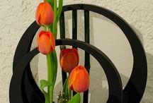 Ikebana / Japanese flower arrangements