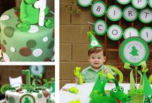 Birthday party ideas! / by Brittany Johansen
