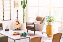 living space / south western