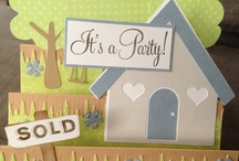 House Warming Cards / by Lisa Mendoza