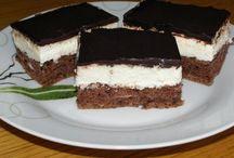 Krémes sütik és torták