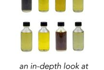 Oils for skincare