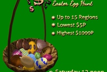Easter Egg Hunt $50,000 in Prizes