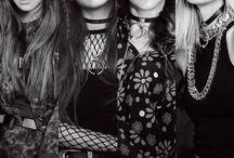 Blackpink / Members:Jisoo,Jennie,Rosè and Lisa