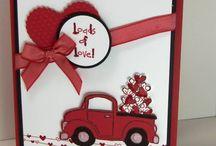 Cards - Anniversary & Valentines