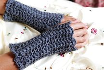 GLOVES WITHOUT PATTERN / NICE IDEAS