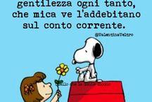 Snoopy, Mafalda e altri amici