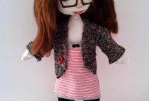 My Doll / Moje autorskie lalki