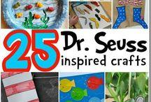 Dr Seuss english unit