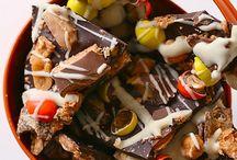Sweet Treats / My favorite type of food.