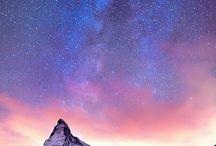 きらきら宇宙 / きれいな星空