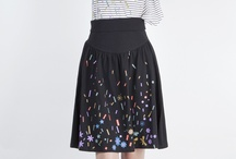 Skirts // Spring Summer 2012 Collection / TitisClothing Spring Summer 2012 Collection - Skirts