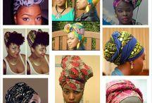 attaché de foulard