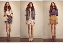 kläder och stiler