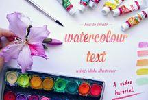 Adobe Illustrator tutorials / Adobe Illustrator tutorials