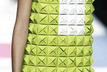 vestido estructura
