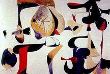 Abstract Art History: Arshile Gorky