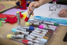 Actividades y eventos Playcolor 2015 / Si estuviste en uno de nuestros actos o quieres ver lo que hicimos, ¡no te pierdas este tablero! Te enseñamos todos los eventos y actividades que hemos realizados en el año 2015. #playcolor, #instant educa, #tempera solida, instant #decora tejidos, #dibujar, #paint, #draw, #tempera