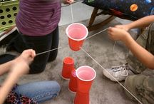 Child Life Group Games & Team Builders / Group games, ice breakers, and activities to promote teamwork and group interaction