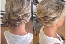 fryzury upięcia