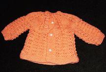 Casaquinho de trico