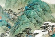 中国画 - Chinese Painting / by Jimmy Ye