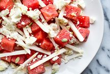 Salads oh my! / Healthy salads to try
