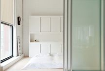 Bedroom storage / Platform bed