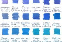 Murekkep renkleri