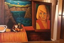 ART GALLERI / JAN  KUCERA  OIL  PAINTING