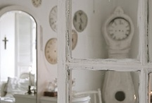 Shabby Chic / Old Uses brought to a Beautiful State / by Lorraine Clarke Huffman