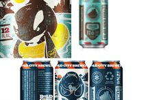Craft Beer / Inspiration for Project: Craft Beer Packaging & Promo